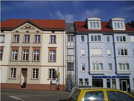 ^Wohn- u. Geschäftshaus in Eberbach